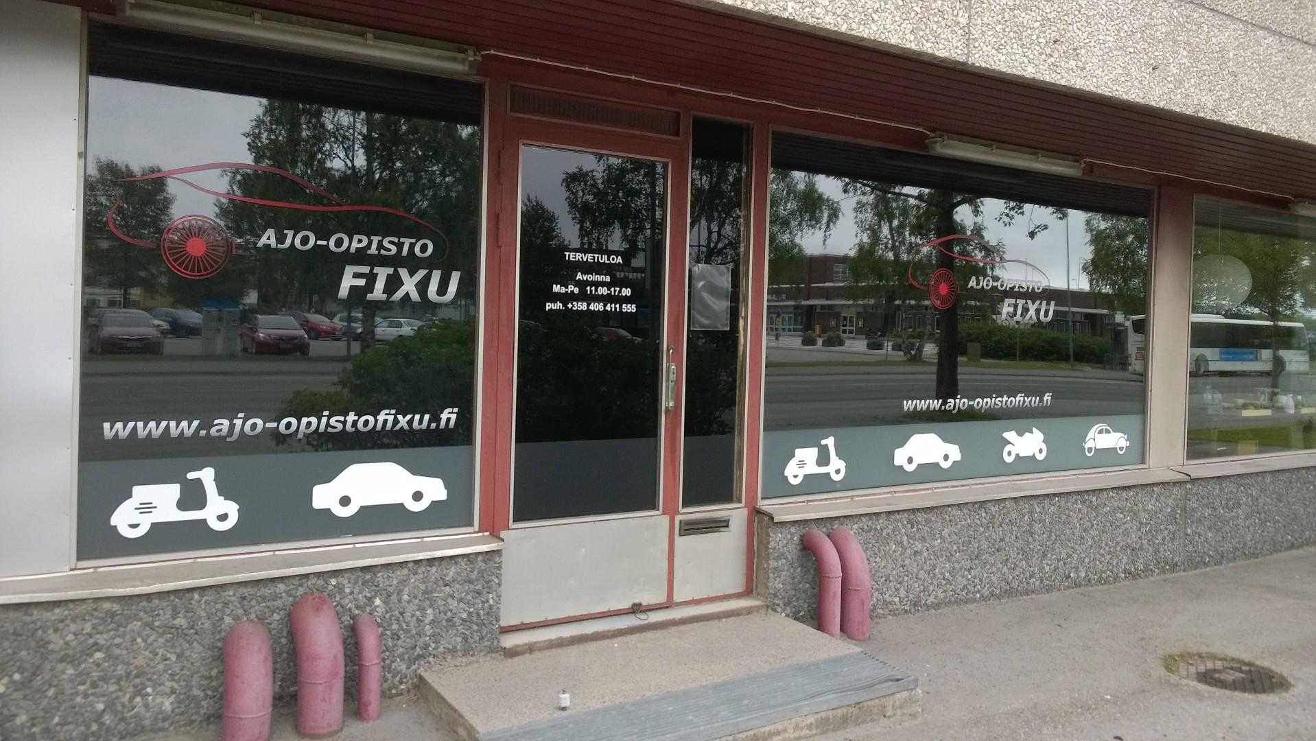 Moottoripyöräkortti Oulu